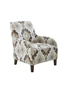 Clayburn Accent Chair, Quick Ship