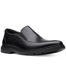 Bostonian Men's Luglite Step Moc-Toe Waterproof Dress Casual Slip-Ons