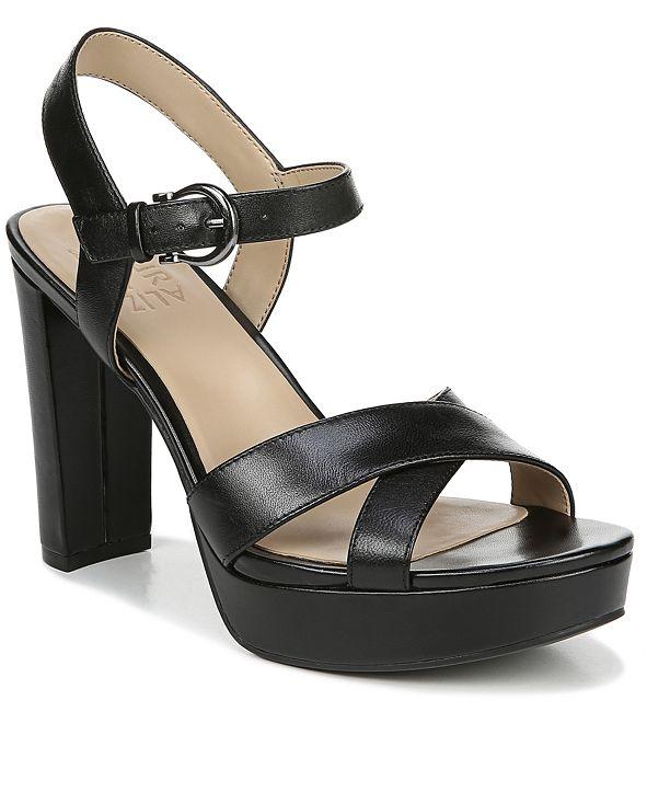 Naturalizer Mia Ankle Strap Sandals