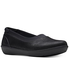Women's Cloudsteppers Ayla Pure Flats, Created for Macy's