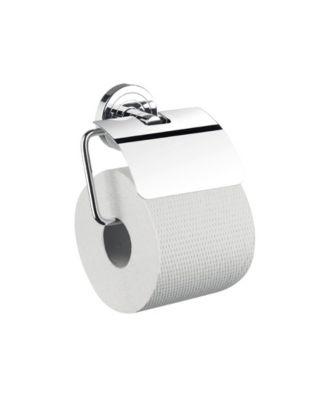 Polo Double Bathroom Hook in Polished Chrome