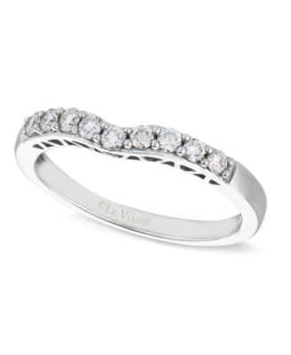 Diamond Diamond Wedding Band (1/4 ct. t.w.) in 14k White Gold
