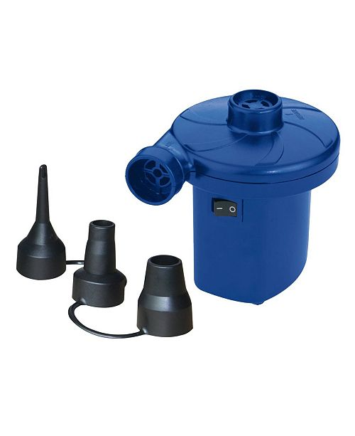 RhinoMaster Twister 2-Way Electric Air Pump for Home or Car
