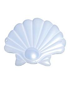 "Seashell 83"" Inflatable Swimming Pool  Floating Island"