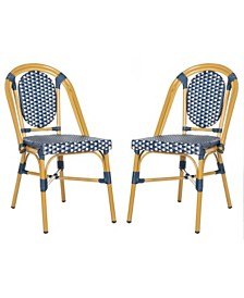 Lenda French Stackable Bistro Chair, Quick Ship