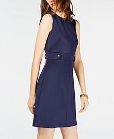 Crewneck Dress, Regular & Petite Sizes