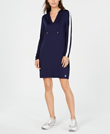 MICHAEL Michael Kors Hoodie Dress, Regular & Petite Sizes