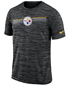 Nike Men's Pittsburgh Steelers Legend Velocity T-Shirt