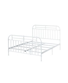 Nathan Queen Bed Frame, Quick Ship