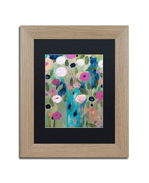 "Trademark Global Carrie Schmitt 'Entwined' Matted Framed Art - 11"" x 14"""