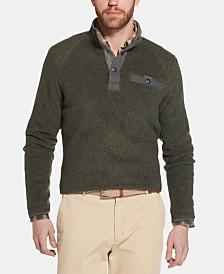G.H. Bass & Co. Men's Arctic Terrain Classic-Fit Polar Fleece Sweater
