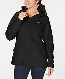 Women's Canyon Point Hooded Fleece Jacket