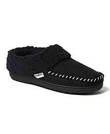 Women's Microsuede Clog Slipper, Online Only