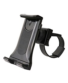 Sunny Health and Fitness Universal Bike Mount Clamp Holder For Phone And Tablet