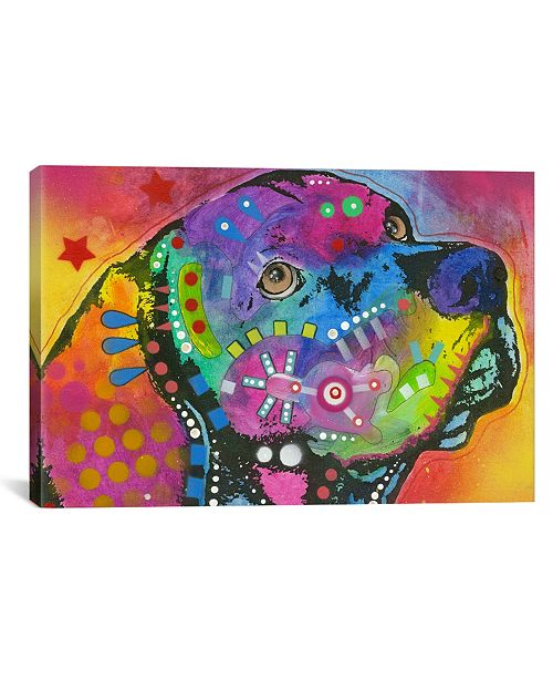 "iCanvas Psychedelic Lab by Dean Russo Gallery-Wrapped Canvas Print - 40"" x 60"" x 1.5"""