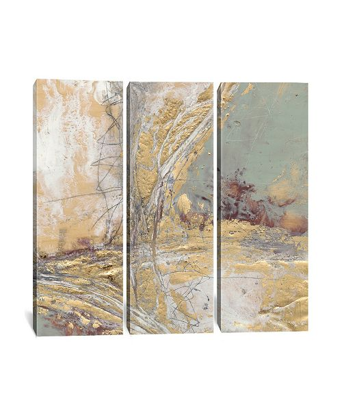 iCanvas  Gilded Circuit Ii by Jennifer Goldberger Gallery-Wrapped Canvas Print Collection