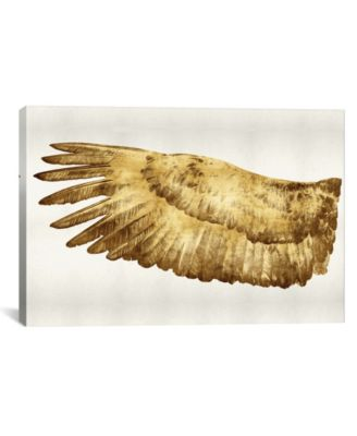 Golden Wing I by Kate Bennett Gallery-Wrapped Canvas Print - 26