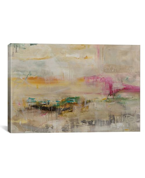 "iCanvas Luxe Galaxy by Julian Spencer Gallery-Wrapped Canvas Print - 26"" x 40"" x 0.75"""