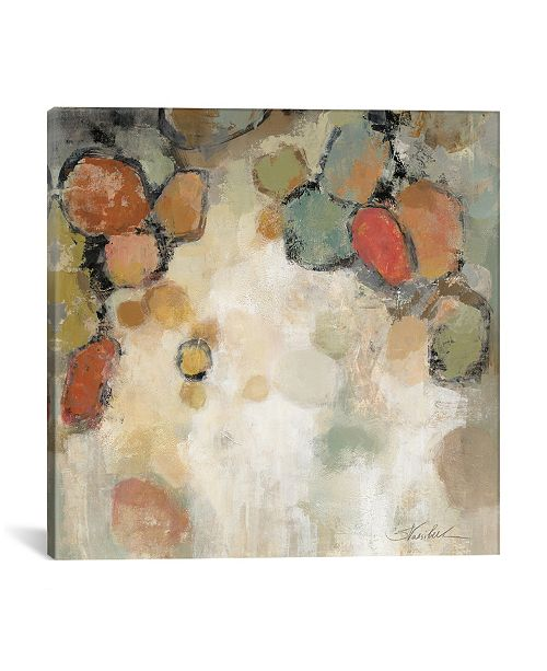 "iCanvas Upstream by Silvia Vassileva Gallery-Wrapped Canvas Print - 26"" x 26"" x 0.75"""