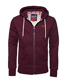 Men's Classic Zip-Up Hoodie