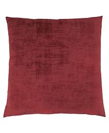"""Monarch Specialties 18"""" x 18"""" Brushed Velvet Pillow"""