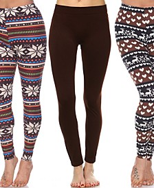 Pack of 3 Leggings