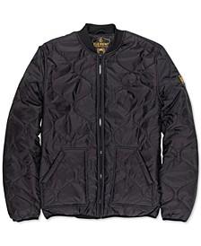 Men's Northwoods Quilted Full-Zip Bomber Jacket