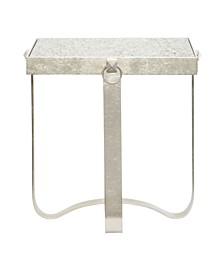 Portia Metal End Table