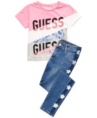 Big Girls Embellished Colorblocked T-Shirt