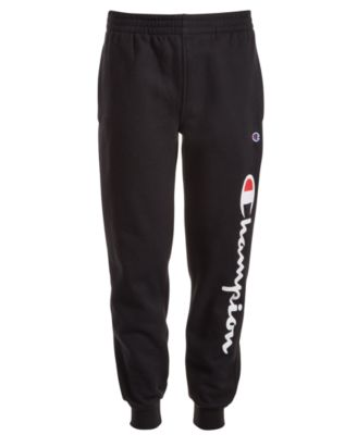 Big Boys Logo-Print Jogger Pants