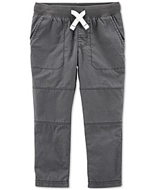 Baby Boys Cotton Drawstring Pants