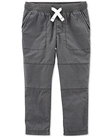Carter's Baby Boys Cotton Drawstring Pants