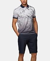 8e8f636c BOSS Men's Paddy 7 Regular-Fit Polo Shirt