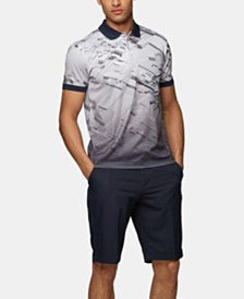 BOSS Men's Paddy 7 Regular-Fit Polo Shirt
