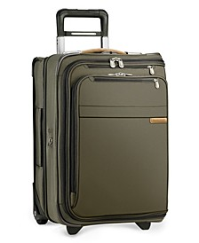 "Baseline Domestic 22"" 2-Wheel Softside Carry-On Garment Bag"
