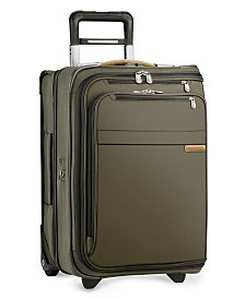 Briggs & Riley Domestic Carry-On Upright Garment Bag, 2 Wheels