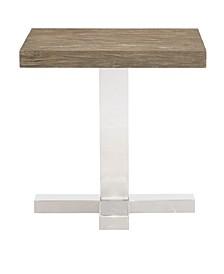 Pelham Pedestal End Table