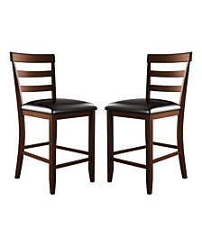 Helen Counter Stool, Quick Ship (Set of 2)