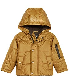S Rothschild & CO Baby Boys Hooded Puffer Jacket