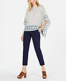 Flutter Top & Pull-On Pants