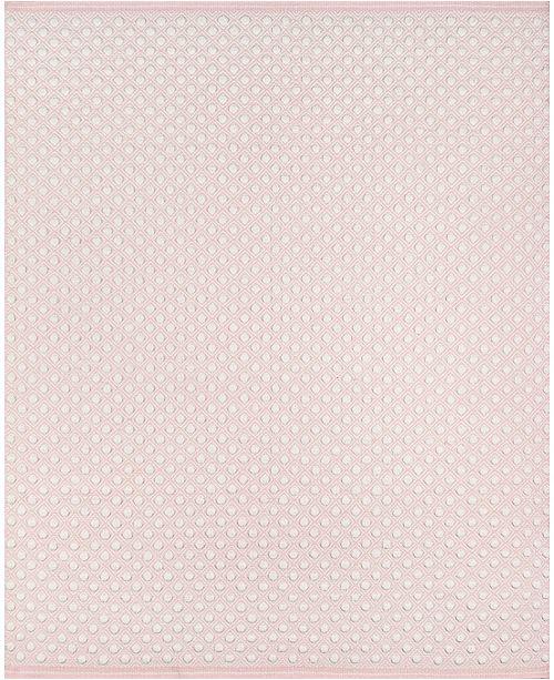 "Erin Gates Langdon Lgd-2 Windsor Pink 7'6"" x 9'6"" Area Rug"