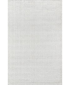 "Erin Gates Ledgebrook Led-1 Washington Ivory 8'9"" x 11'9"" Area Rug"