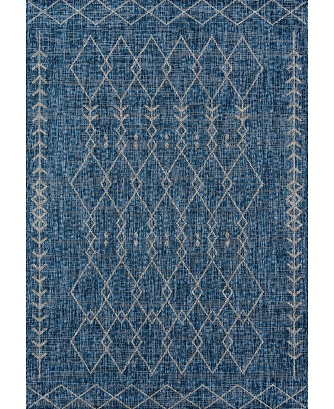 Novogratz Collection Novogratz Villa Vi-08 Blue Area Rug Collection