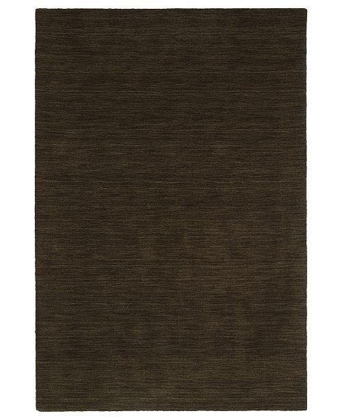 """Kaleen Renaissance 4500-40 Chocolate 5' x 7'6"""" Area Rug"""