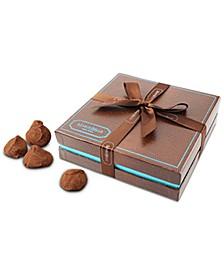 Large Dark Chocolate Truffle Box
