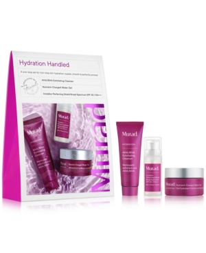 Murad 3-Pc. Hydration Handled Trial Set