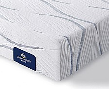 "Perfect Sleeper Meriam II 10"" Firm Mattress- California King"