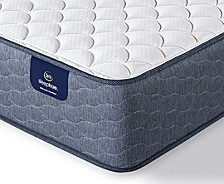 "Sleeptrue Alverson II 12"" Firm Mattress- Twin"