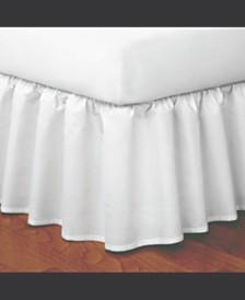 Magic Skirt Ruffled Twin Bed Skirt