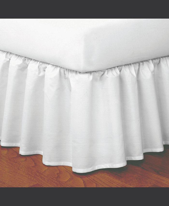 Fresh Ideas - Magic Skirt Ruffled Twin Bed Skirt